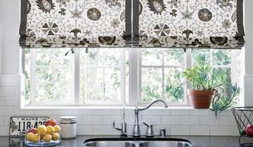 Рольшторы на кухню бесплатно при установке окон в квартиру